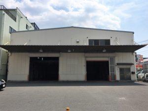 倉庫、保管サービス